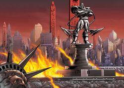 The Age of Apocalypse