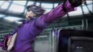 Tekken Lee Chaolan's Ultimate Thumbs Up Excellent