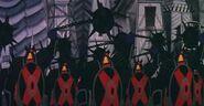 King One Eye's Army