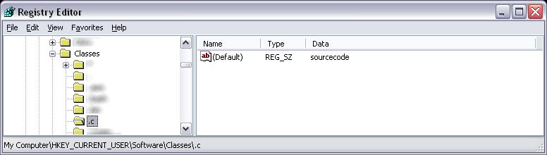 User-specific associations assoc reg key