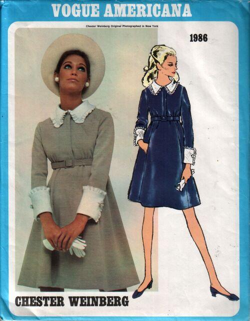 Vogue 1986 front