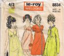 Le Roy Weldons 8834