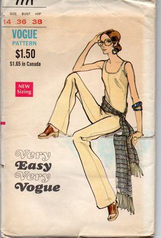 Vogue 7771