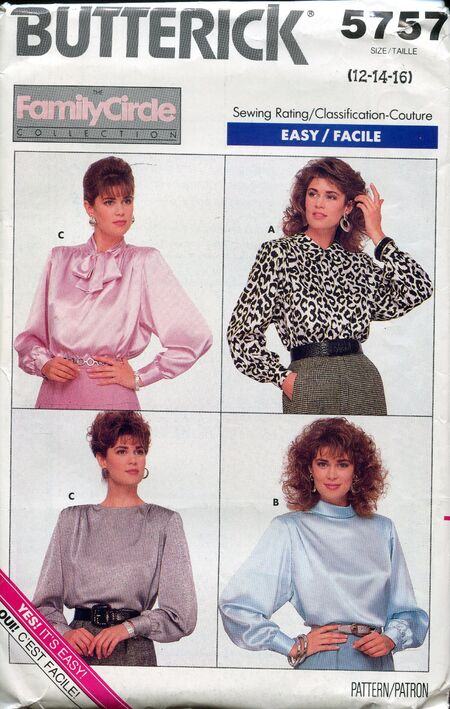 Butterick5757blouse