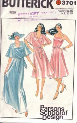 Butterick 3701 image