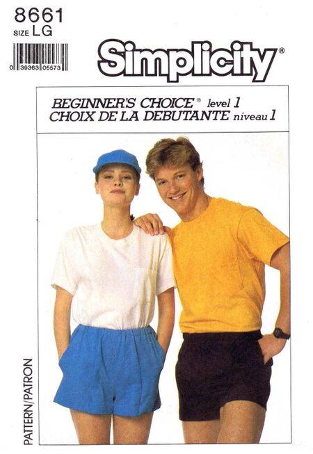 Simplicity 1988 8661