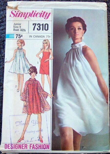 Vintage Patterns 149