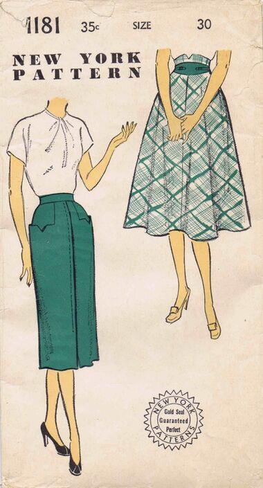 New York 1951 1181