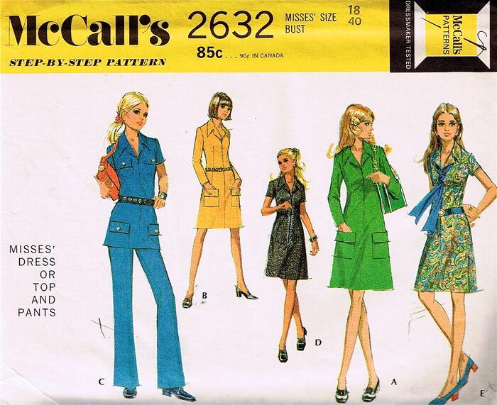 McCall's2632