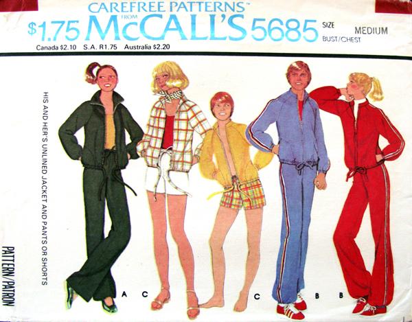 Mccalls 5685f