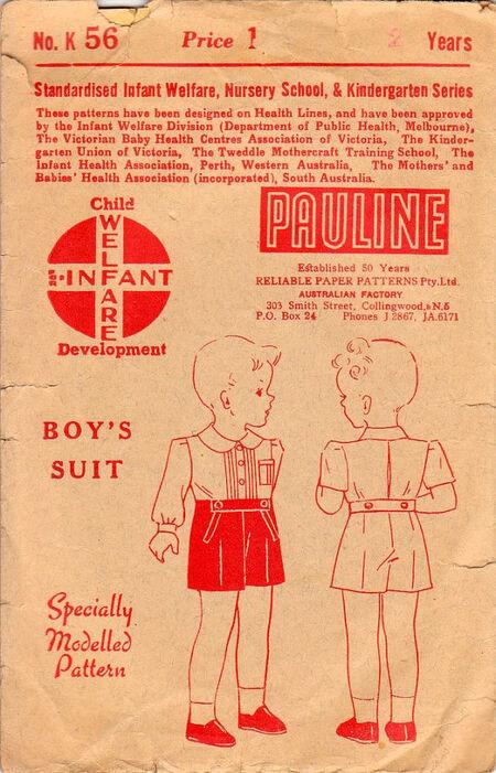 Pauline k56