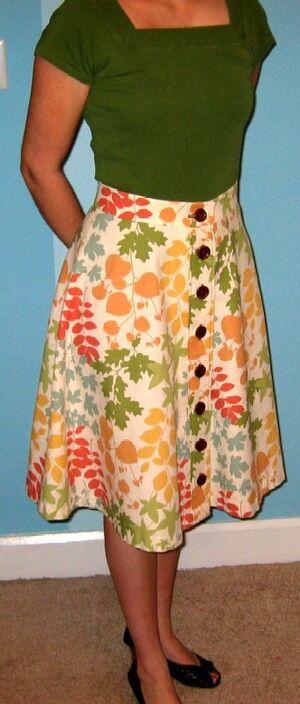 Simplicity6778 skirt
