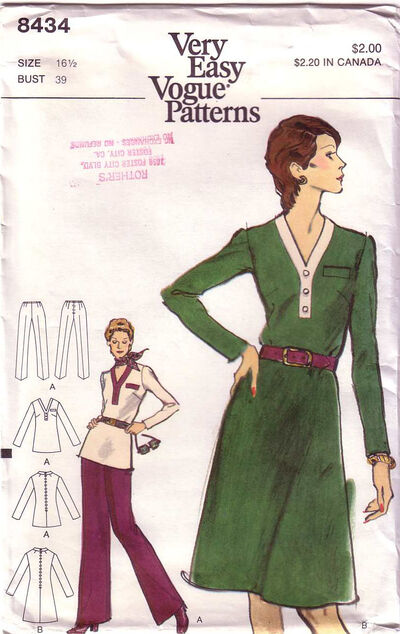 Vogue 8434