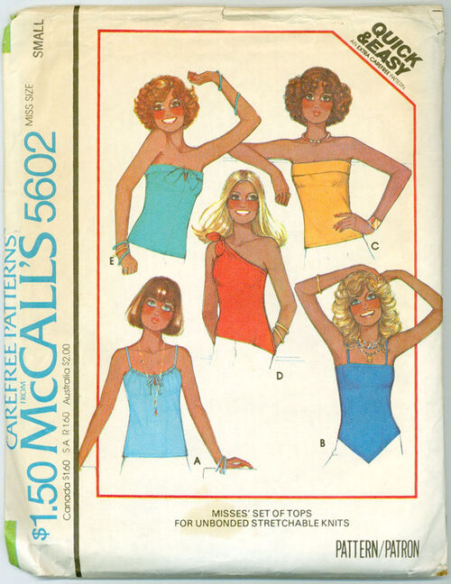 McCalls 5602