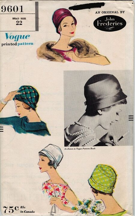 Vogue 9601
