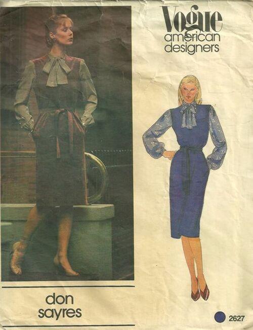 Vogue 2627 A