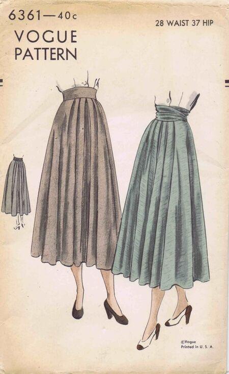 Vogue 1948 6361