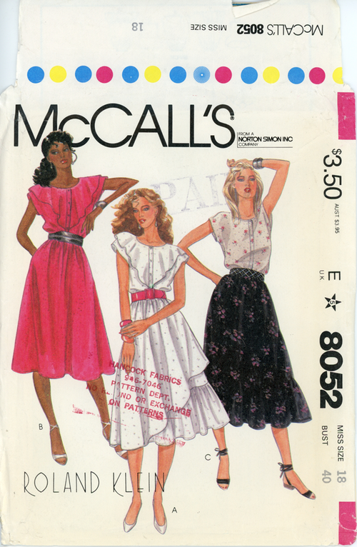 McCall's-8052front