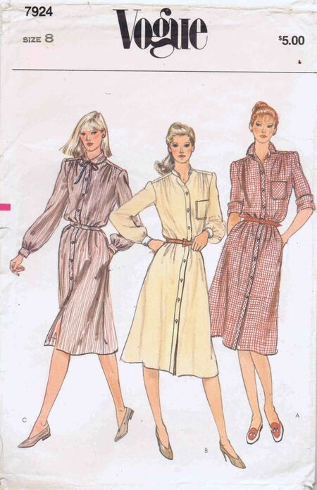 Vogue 1981 7924