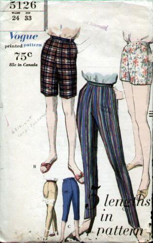 Vogue 5126 60s