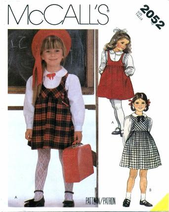 McCalls 1985 2052