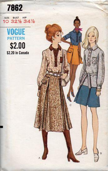 Vogue 7862