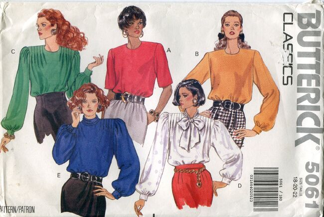 Butterick5061blouses