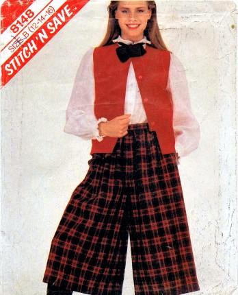 McCalls 1982 8148