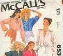 McCall's 6536