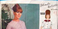 Vogue 1958 A