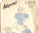 Advance 1419