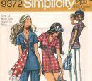 Simplicity 9372