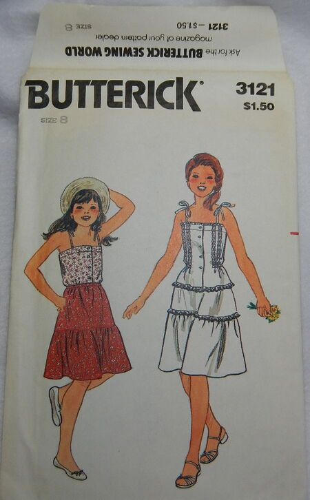 Butterick 3121