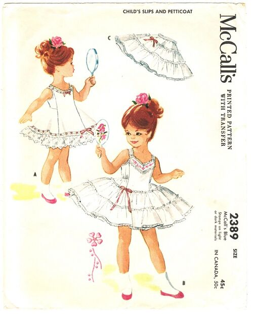 McCall's 2389 57