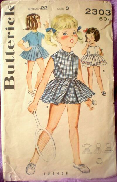 Butterick 2303 image