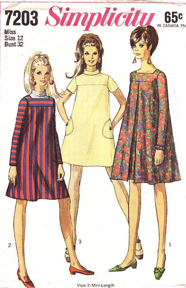 Simplicity 7203 Vintage Sewing Patterns Fandom Powered