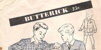 Butterick 3021 B