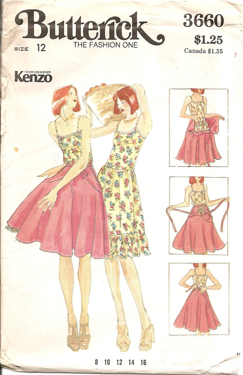 Butterick 3660 Kenzo A 500px