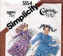 Simplicity 5354 A