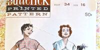 Butterick 6912 B