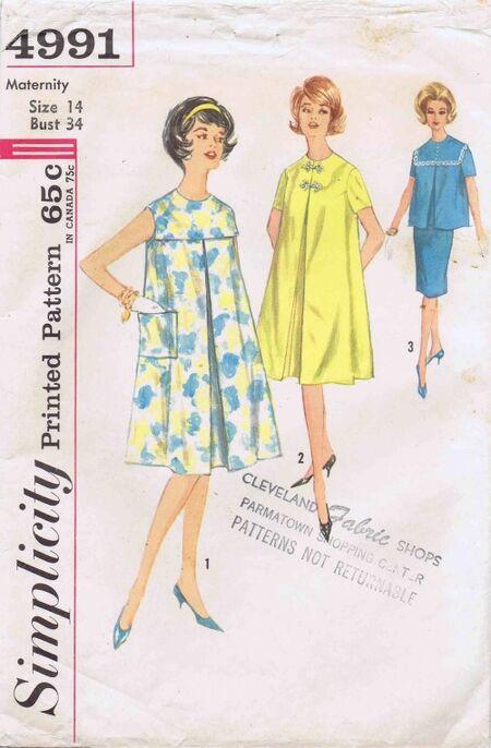 Simplicity 1963 4991