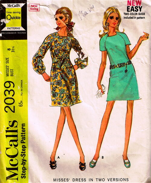 McCall's2039