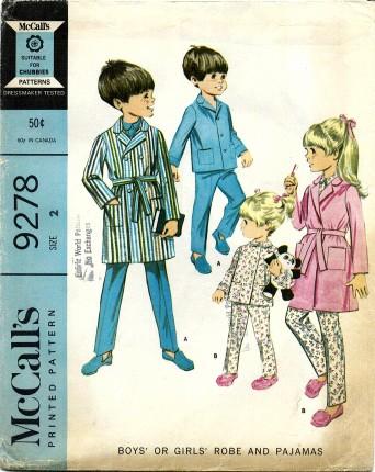 McCalls 1968 9278