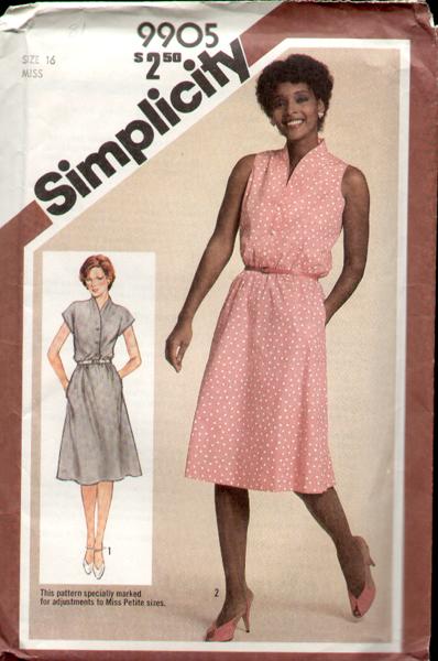 Simplicity 9905 81 a