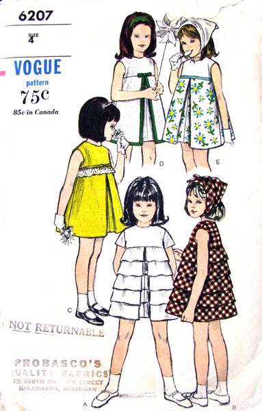 Vogue 6207