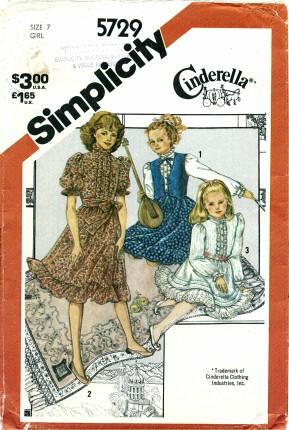 Simplicity 5729