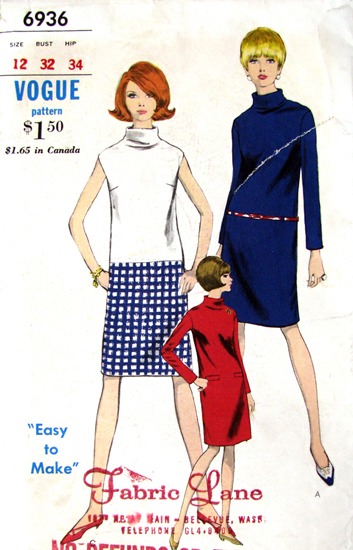 Vogue 6936