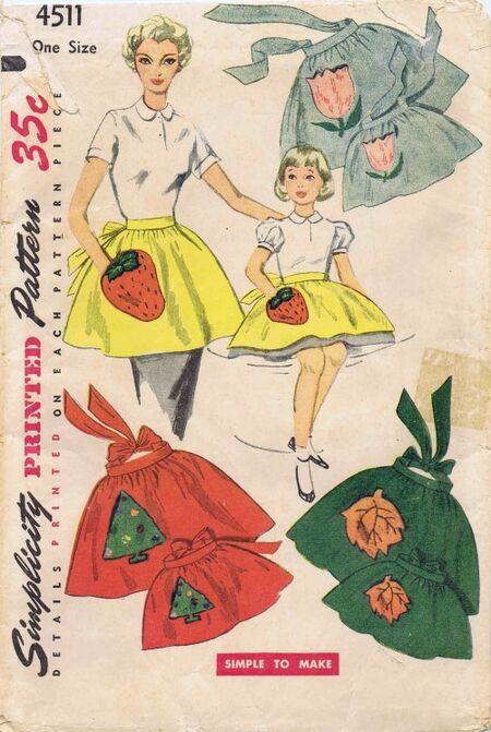 Simplicity 1953 4511