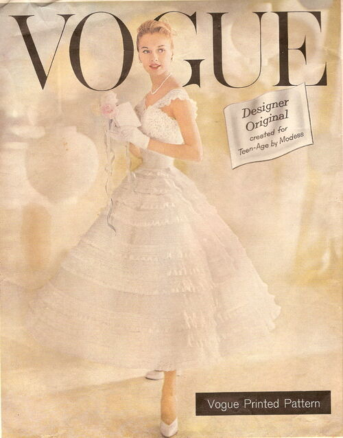 Vogue Chantilly Dress