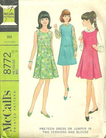 McCalls 8772
